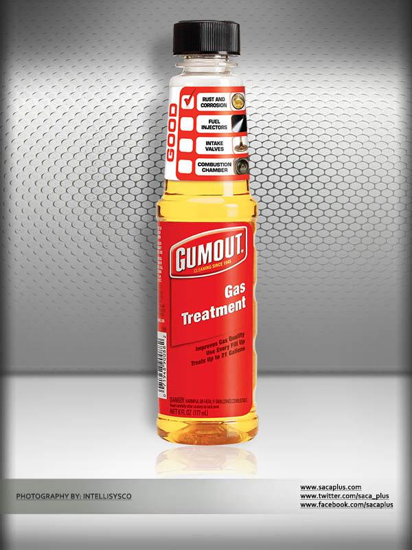 Gum Out Gas Treatment 177 Ml