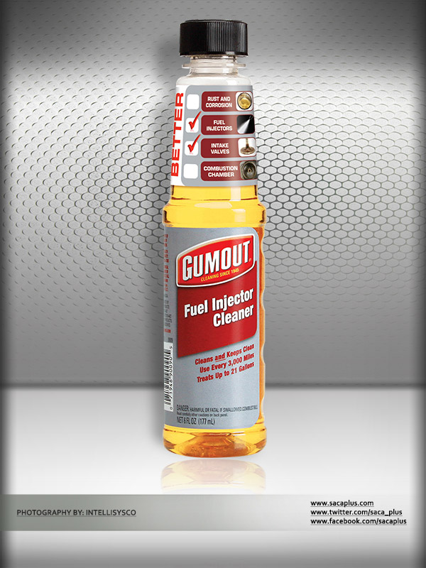 GUMOUT Fuel Injector Cleaner 177ml