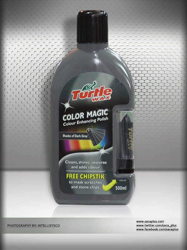 Turtle Wax Color Magic Dark Gray 500ml